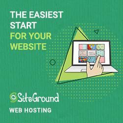 SiteGround Website Hosting & More Image